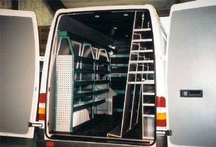Indretning af tømrer bil – Færdigsyede gardiner bilka